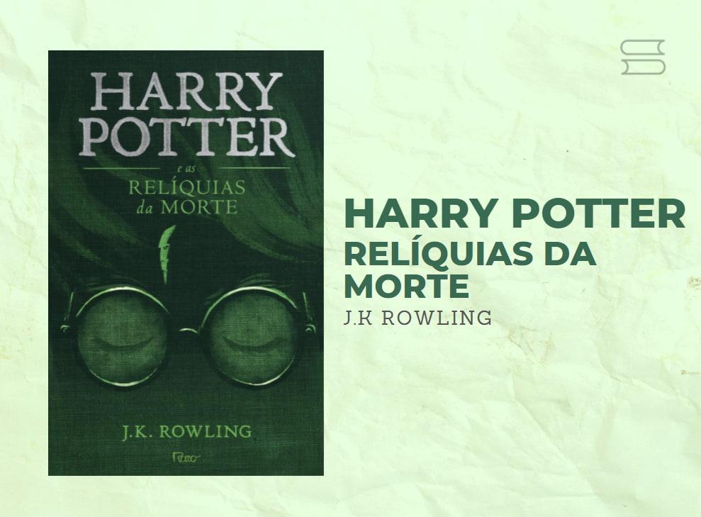 livro harry potter reliquias da morte2