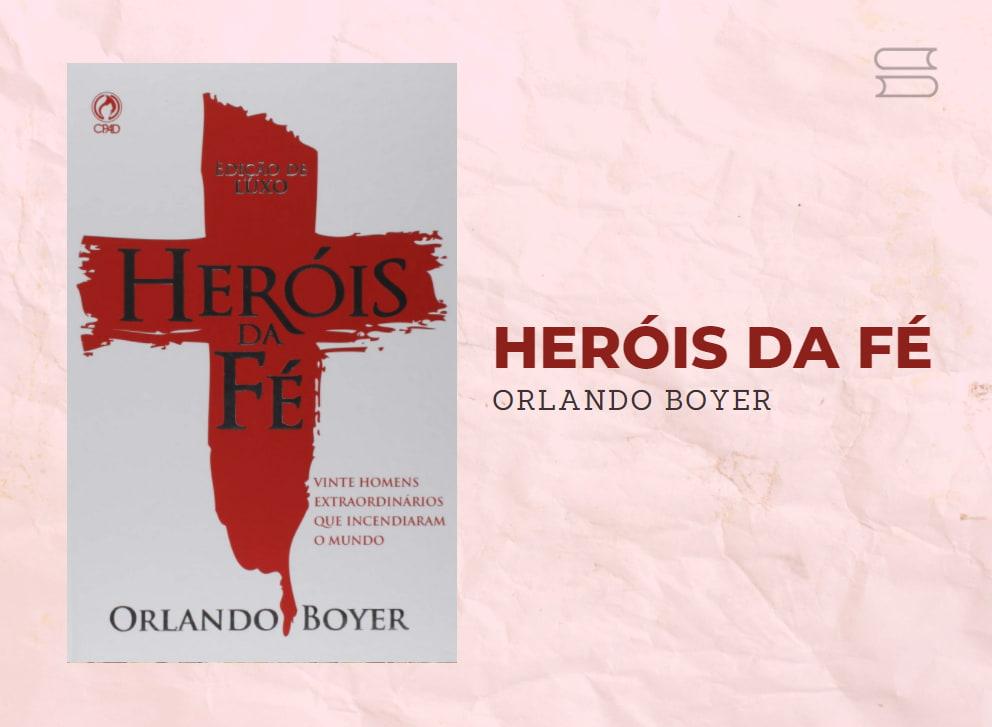 livro herois da fe