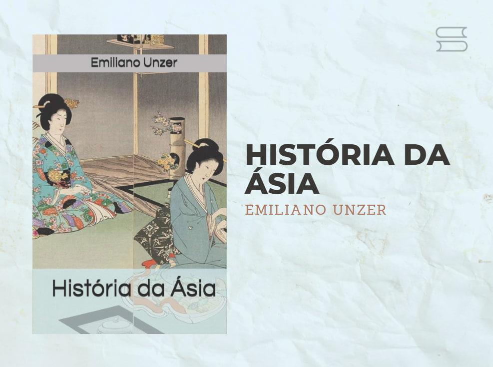 livro historia da asia