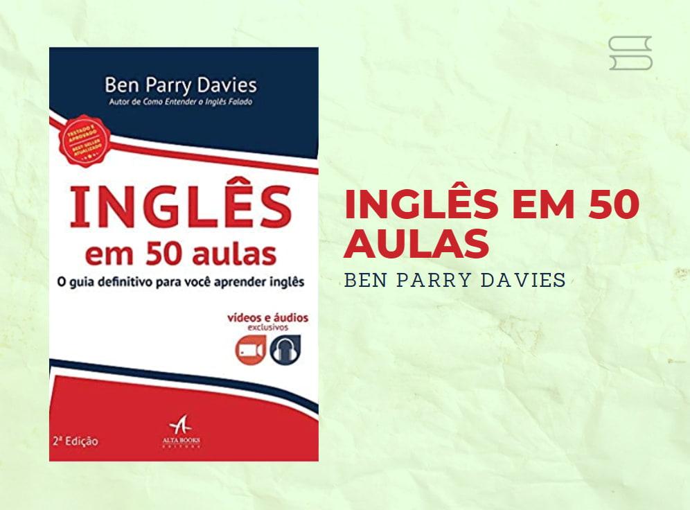 livro ingles em 50 aulas