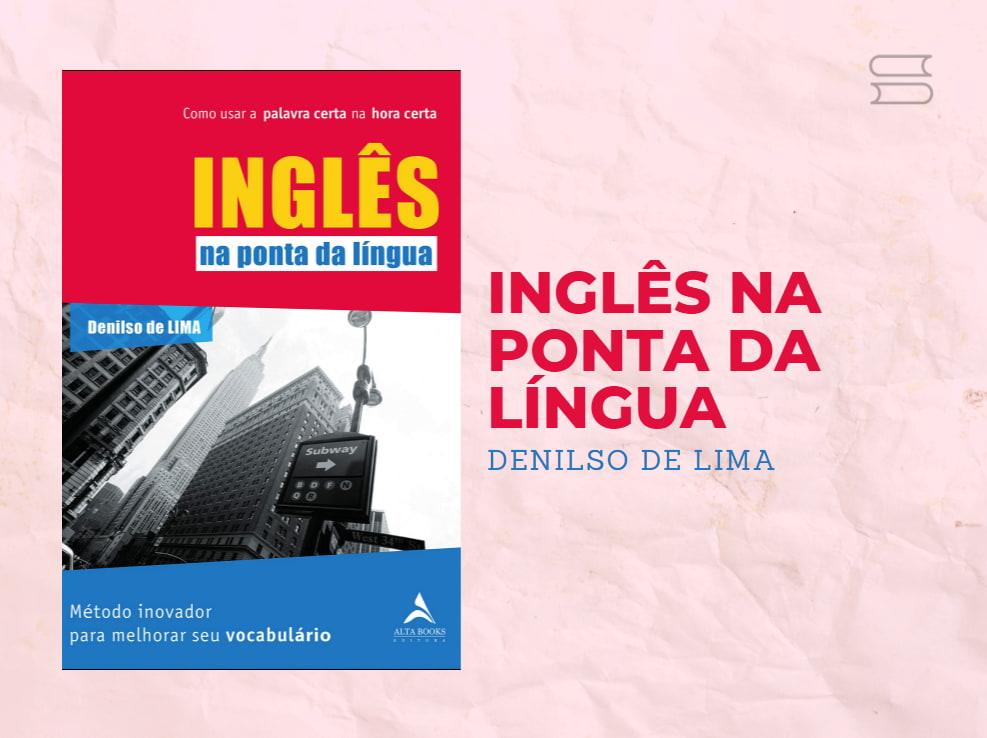 livro ingles na ponta da lingua
