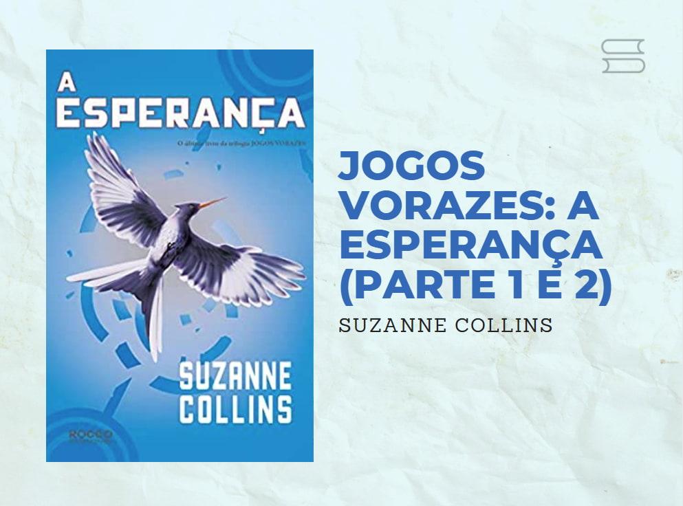 livro jogos vorazes a esperanca