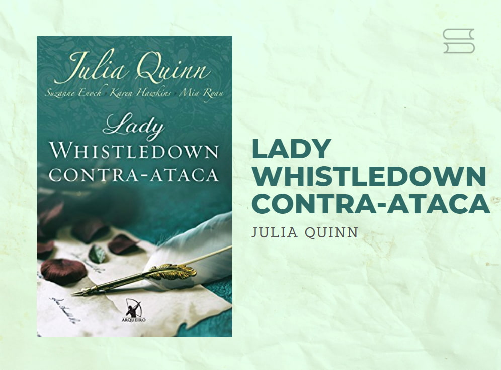livro lady whistledown contra-ataca