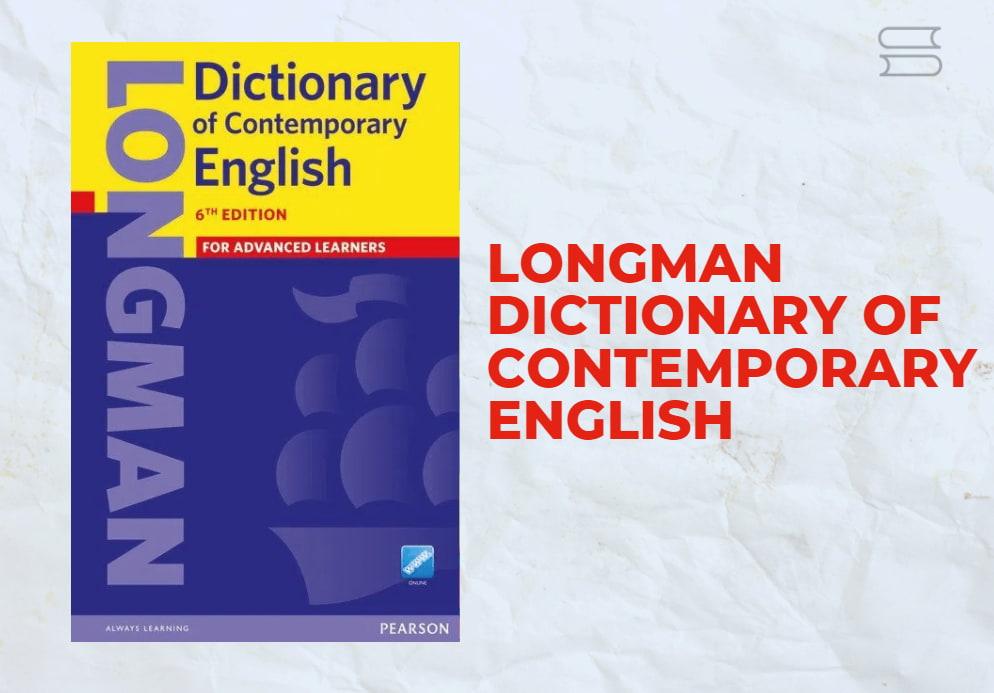 livro longman dictionary of contemporary english