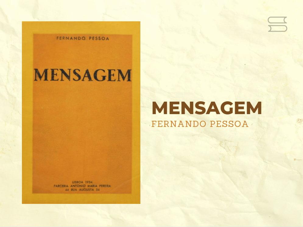 livro mensagem