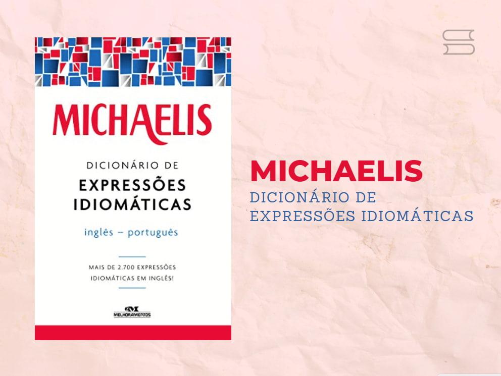 livro michaelis