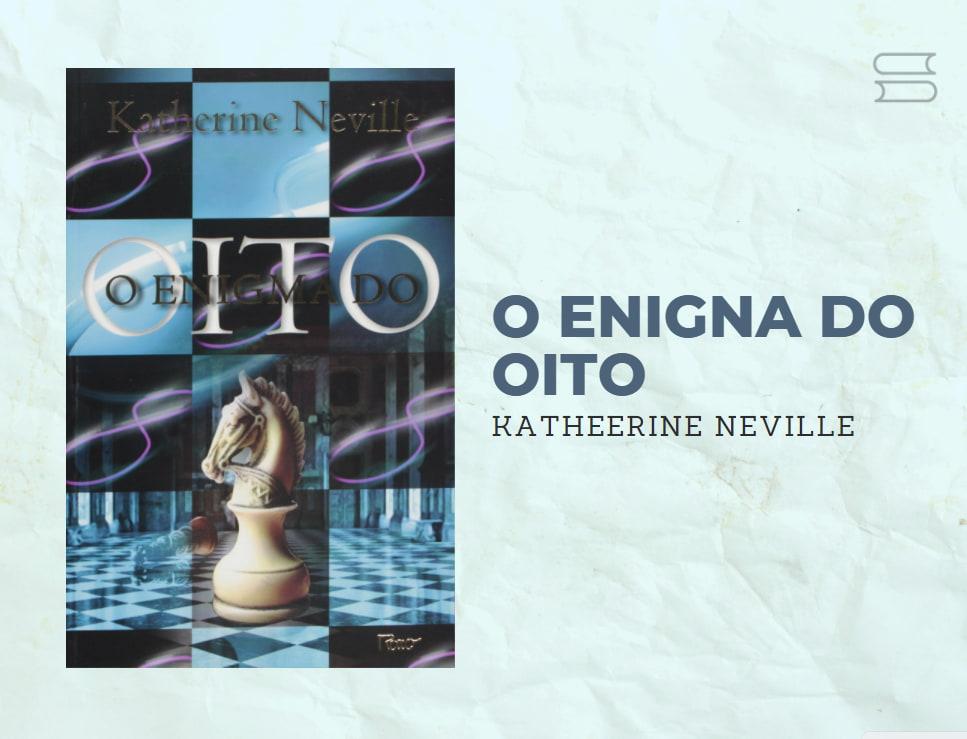 livro o enigma do oito