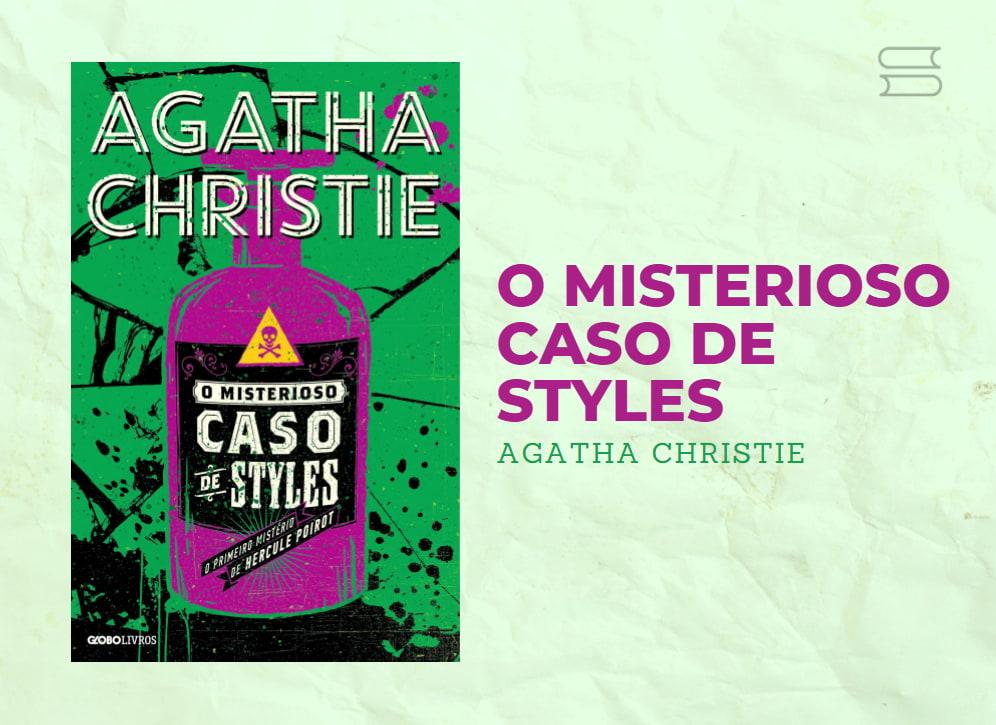 livro o misterioso caso de styles