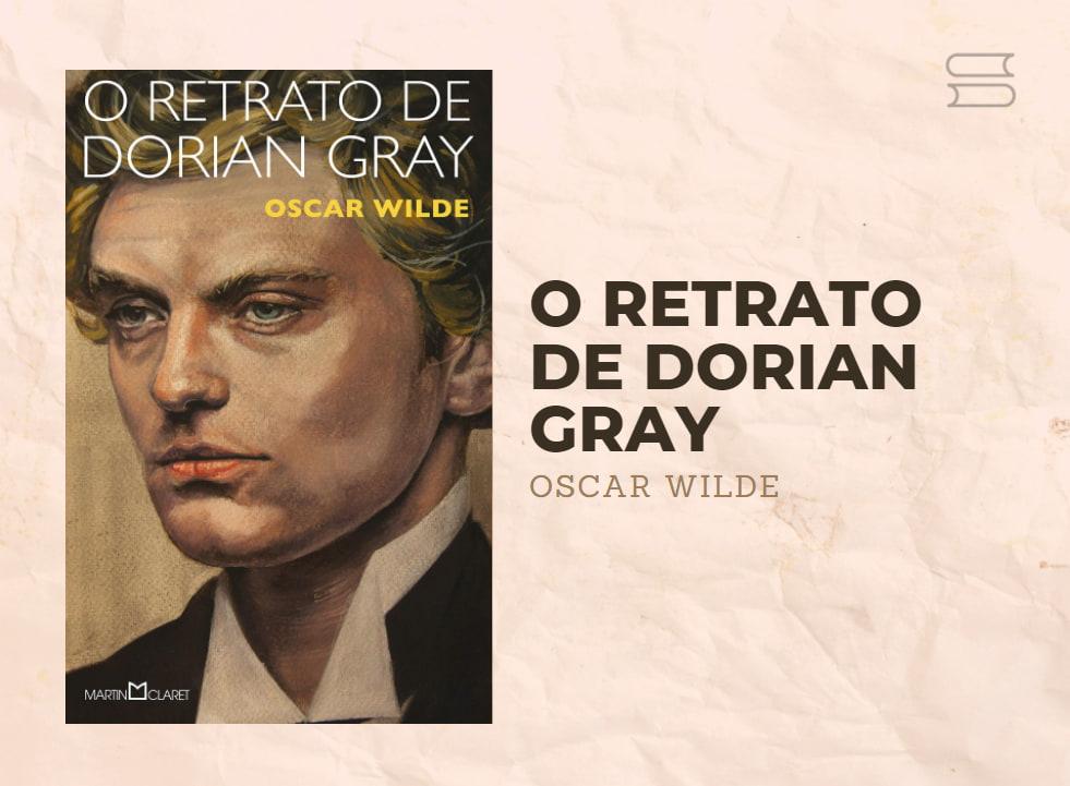livro o retrato de dorian gray