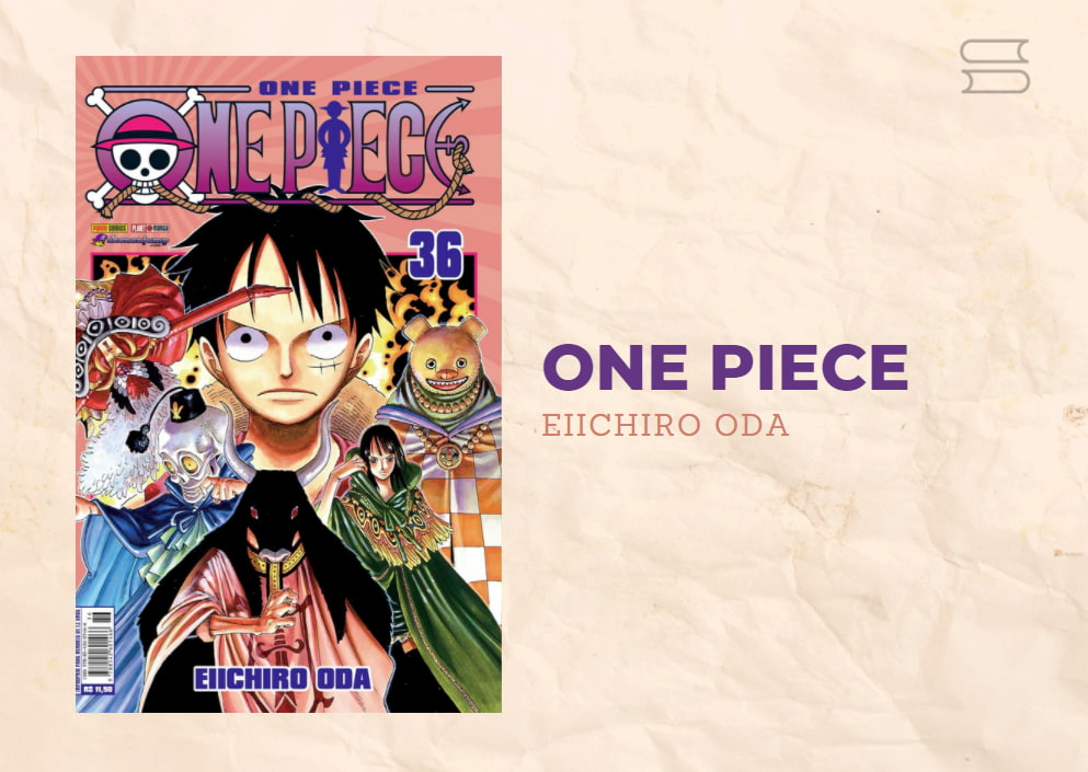 livro one piece