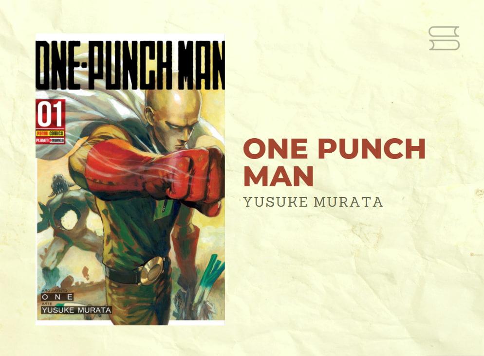 livro one punch man