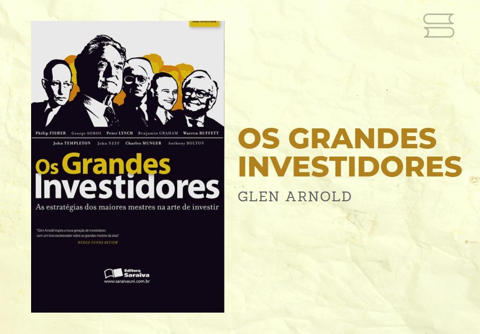 livro os grandes investidores