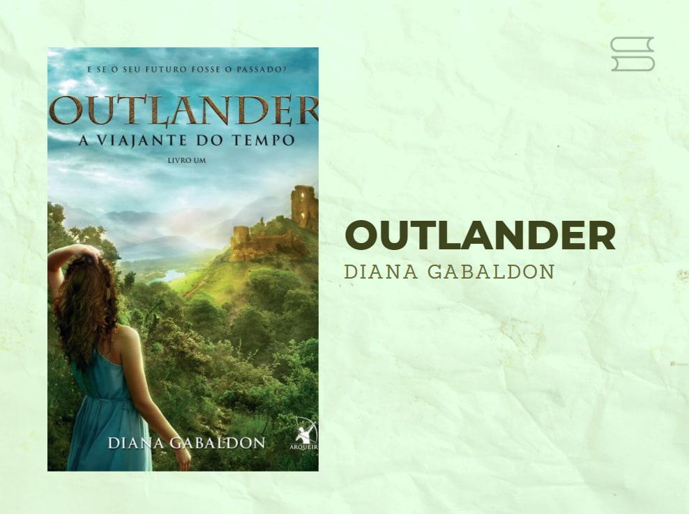 livro outlander