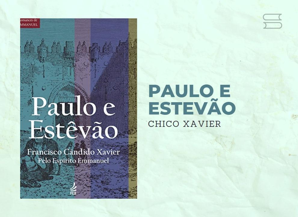 livro paulo e estevao