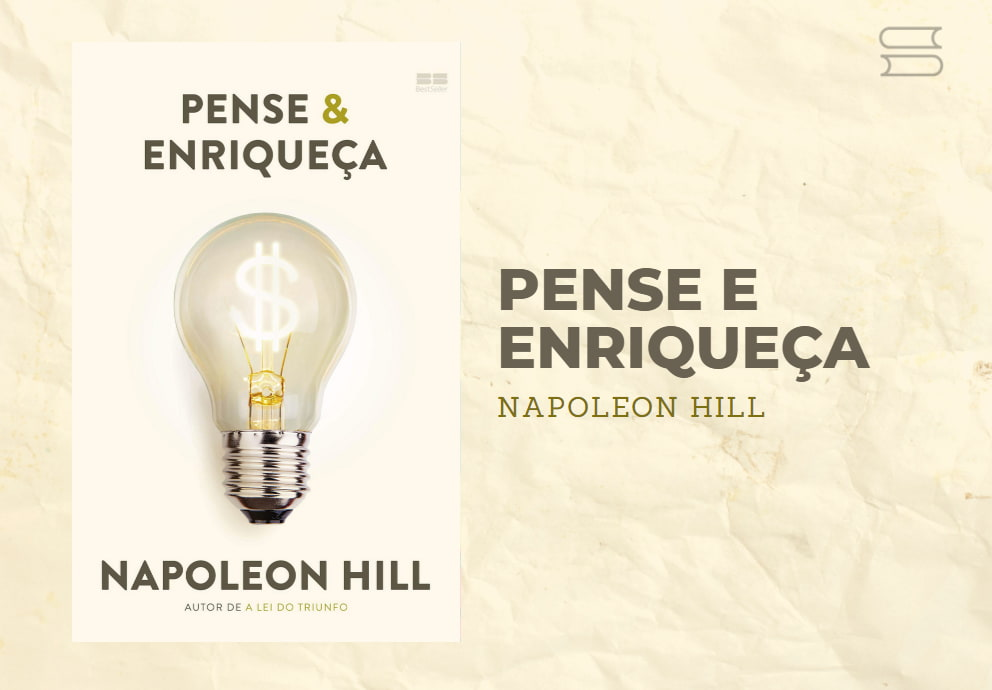 livro pense e enriqueca