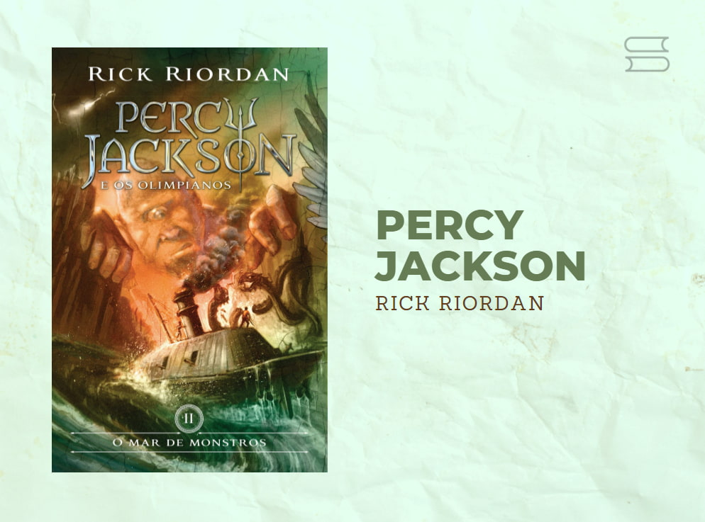 livro percy jackson