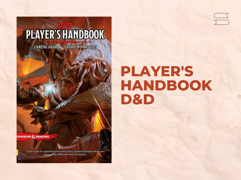livro players handbook