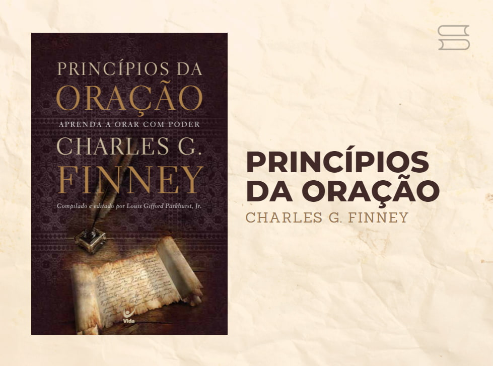livro principios da oracao