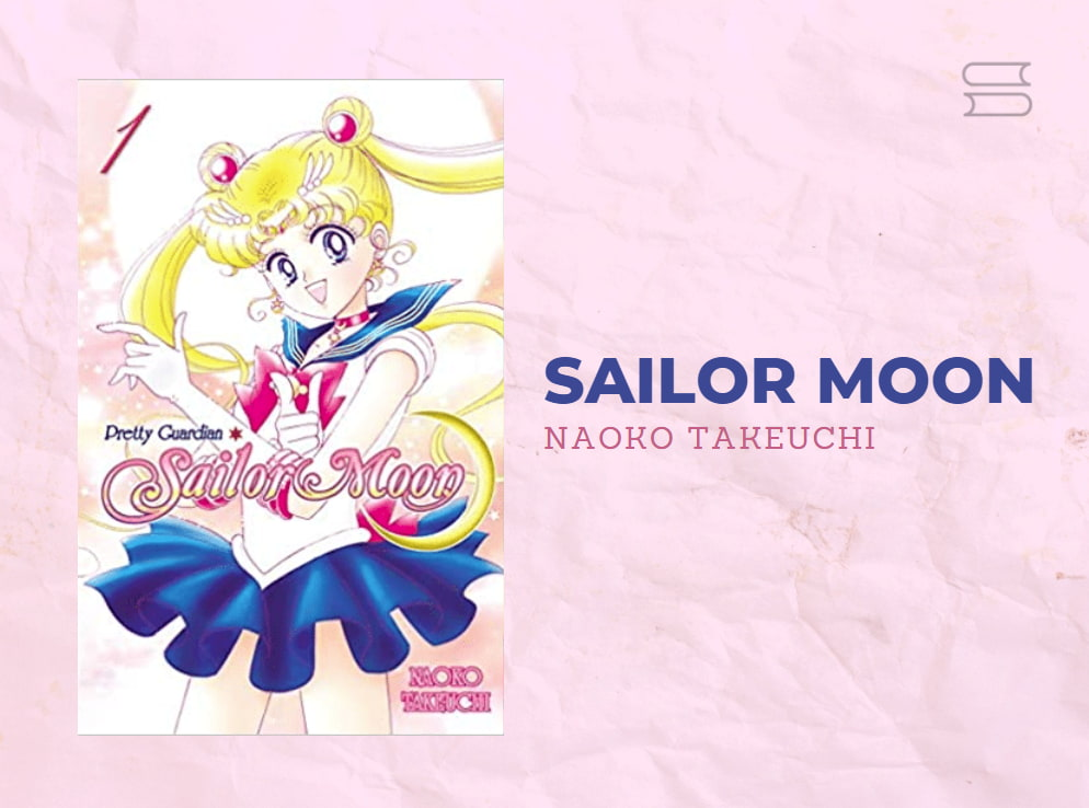 livro sailor moon