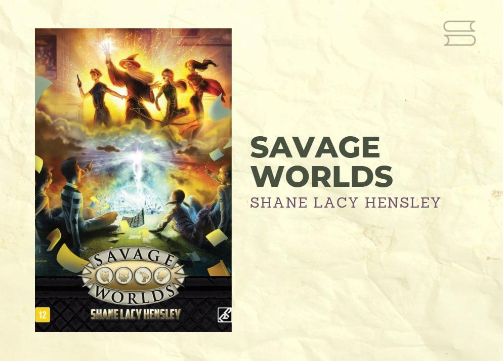 livro savage worlds