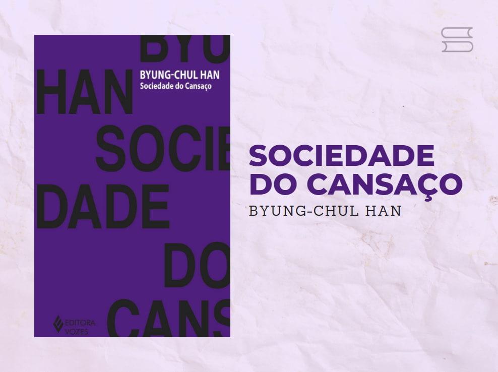 livro sociedade do cansaco