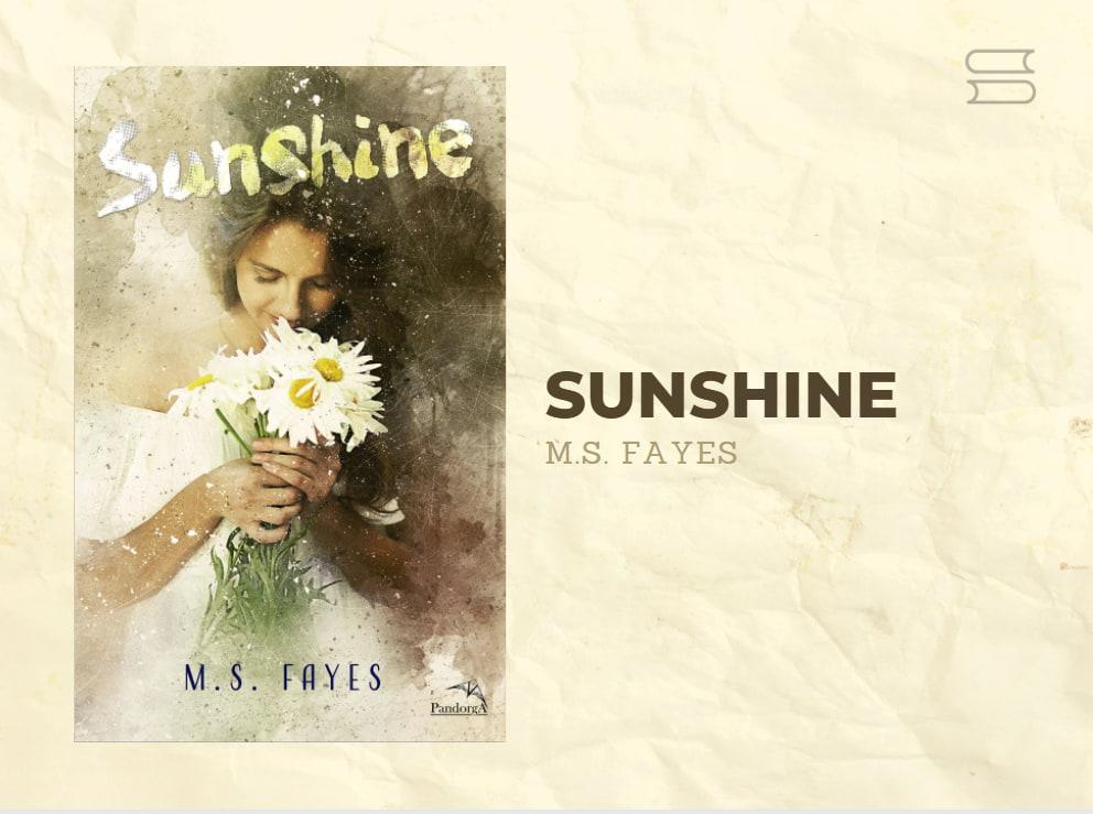 livro sunshine