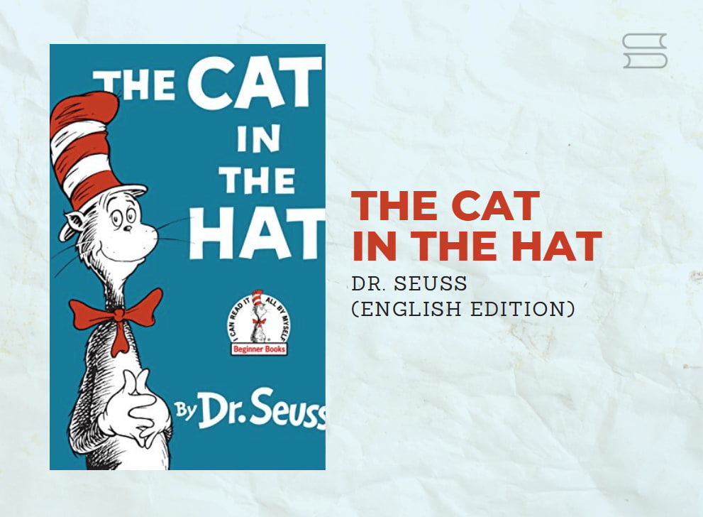 livro the cat in the hat