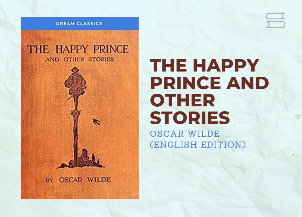 livro the happy prince e other stories