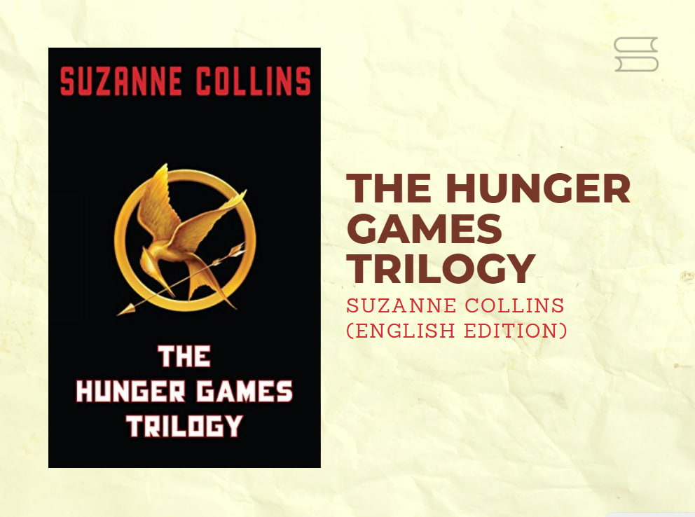 livro the hunger games trilogy