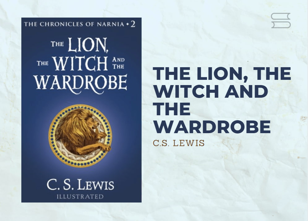 livro the lion the witch and the wardrobe