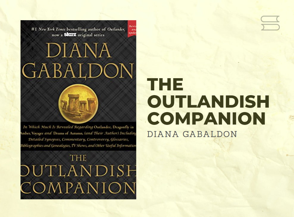 livro the outlandish companion