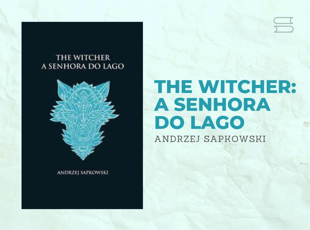 livro the witcher a senhora do lado