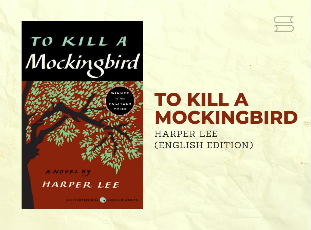 livro to kill a mockingbird