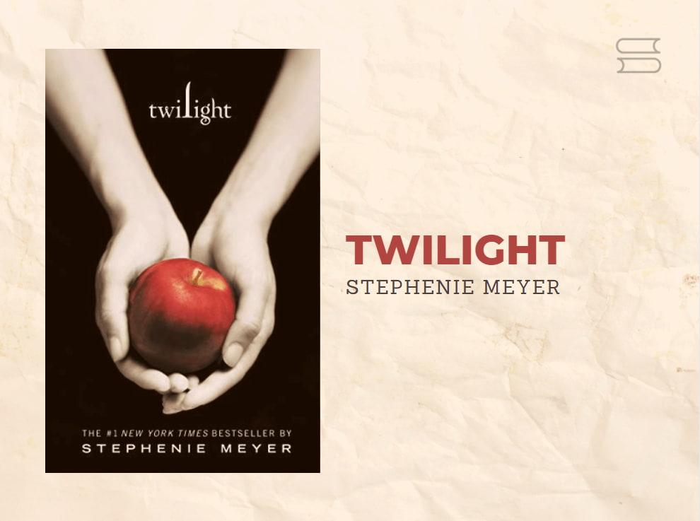 livro twilight