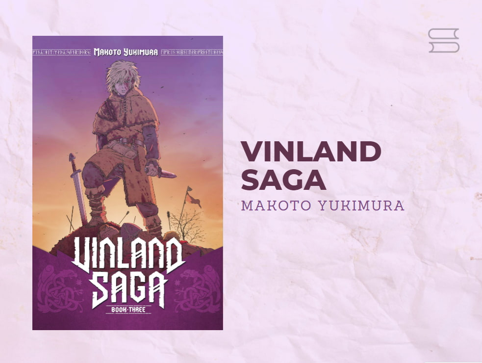 livro vinland saga
