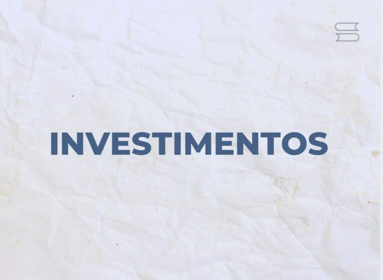 melhores livros de investimentos