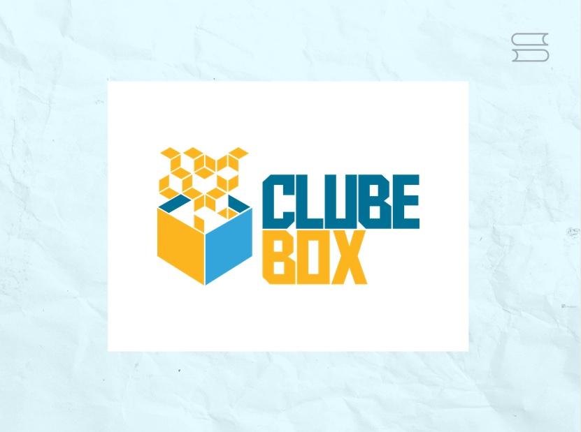 clube box logo