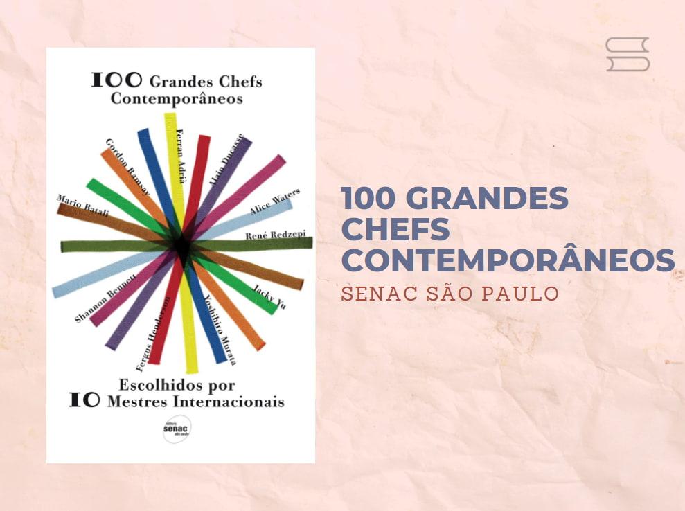 livro 100 grandes chefs contemporaneos2