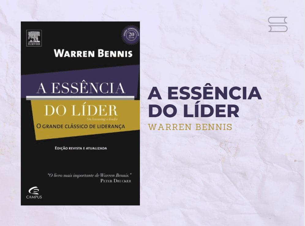 livro a essencia do lider