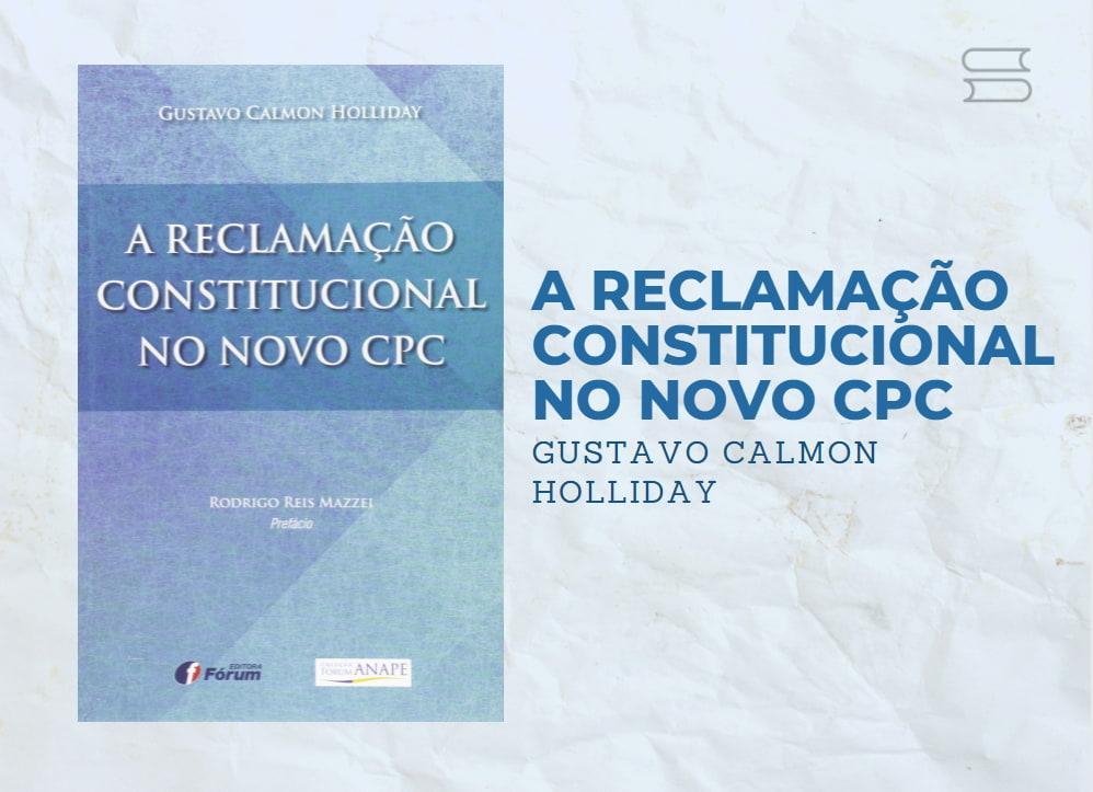 livro a reclamacao constitucional