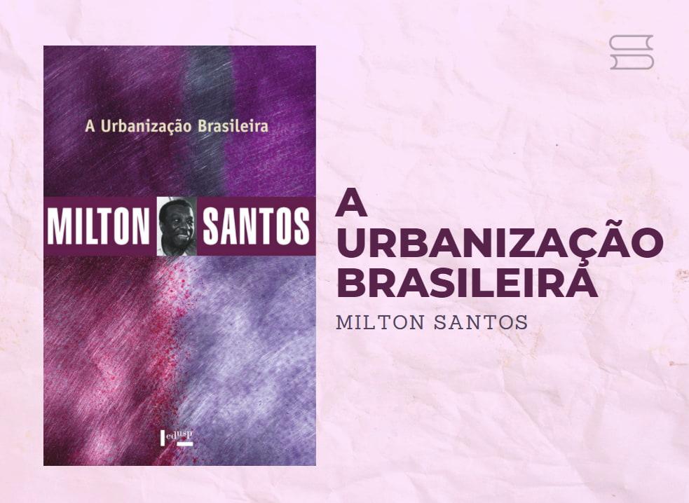 livro a urbanizacao brasileira