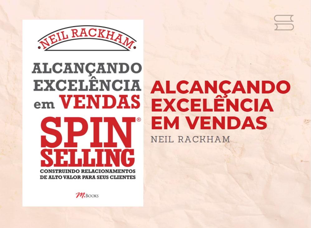 livro alcancando excelencia em vendas