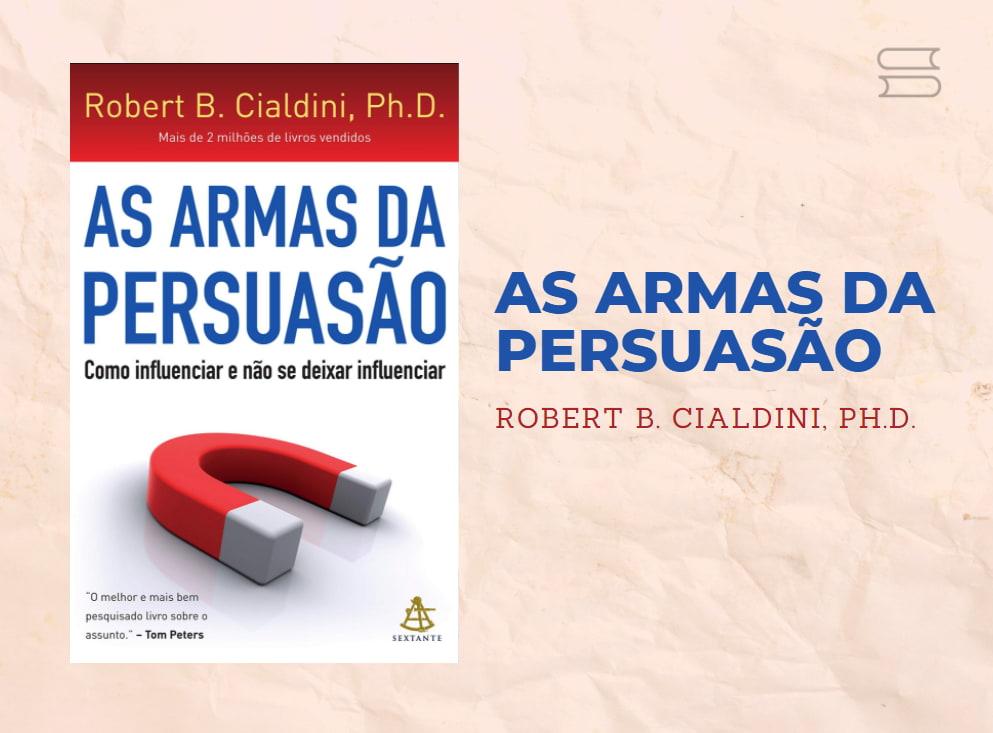 livro as armas da persuasao