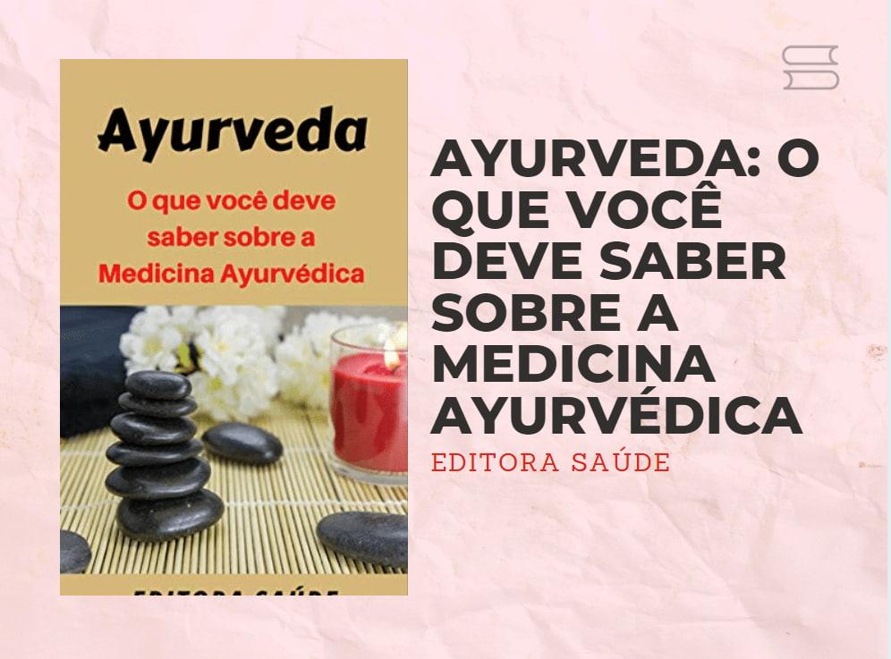 livro ayurveda