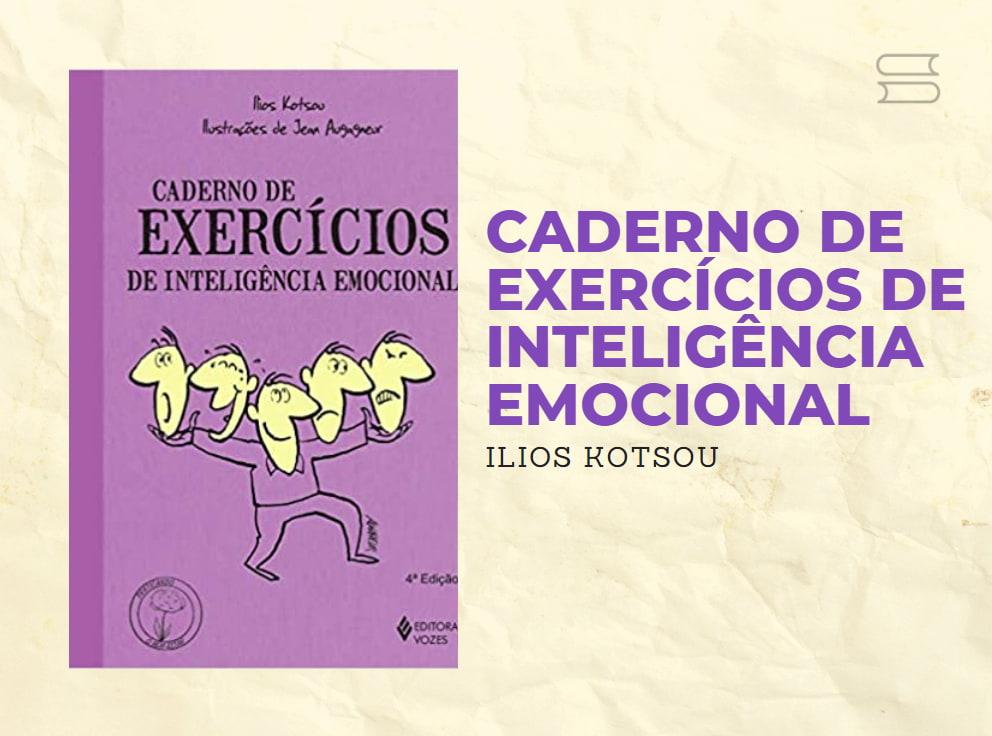 livro caderno de exercicios de inteligencia emocional