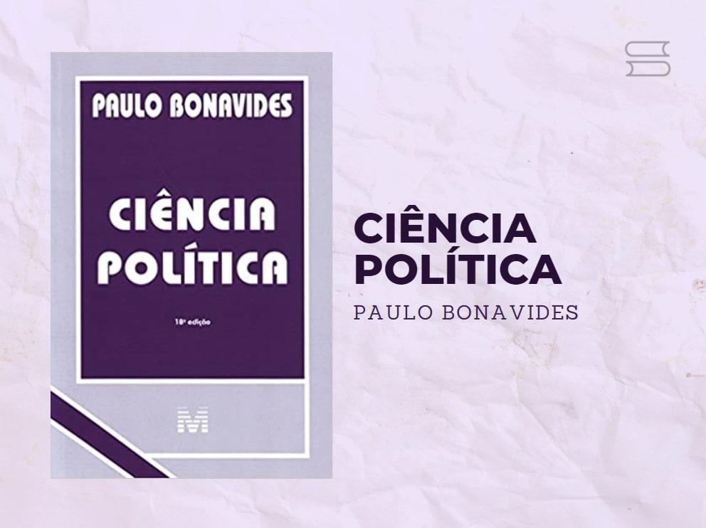 livro ciencia politica
