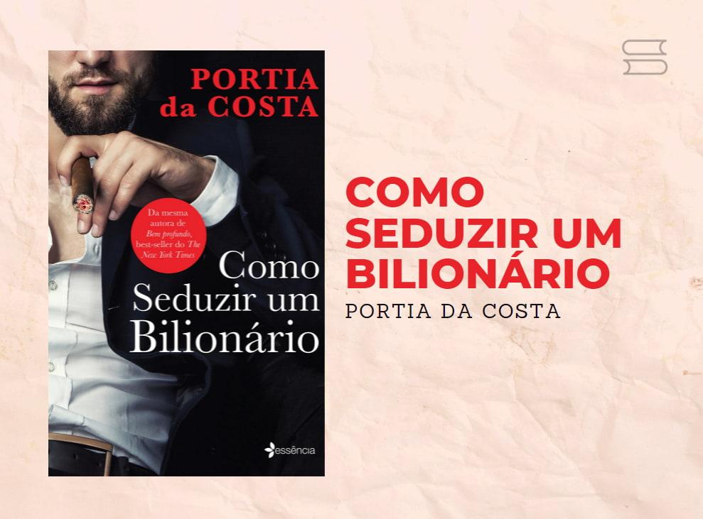 livro como seduzir um bilionario
