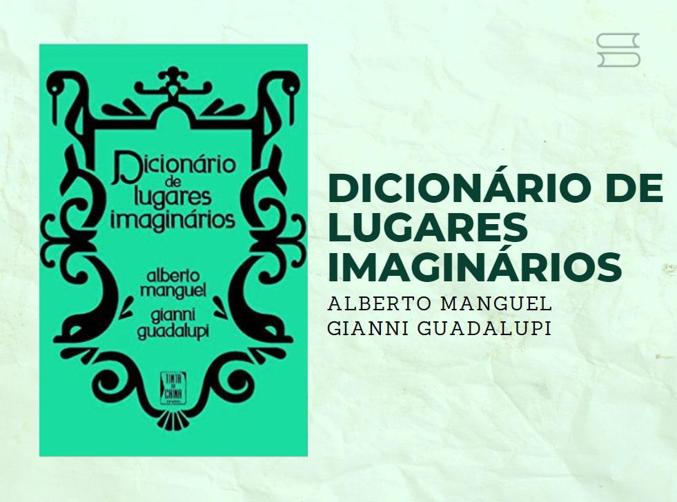 livro dicionario de lugares imaginarios