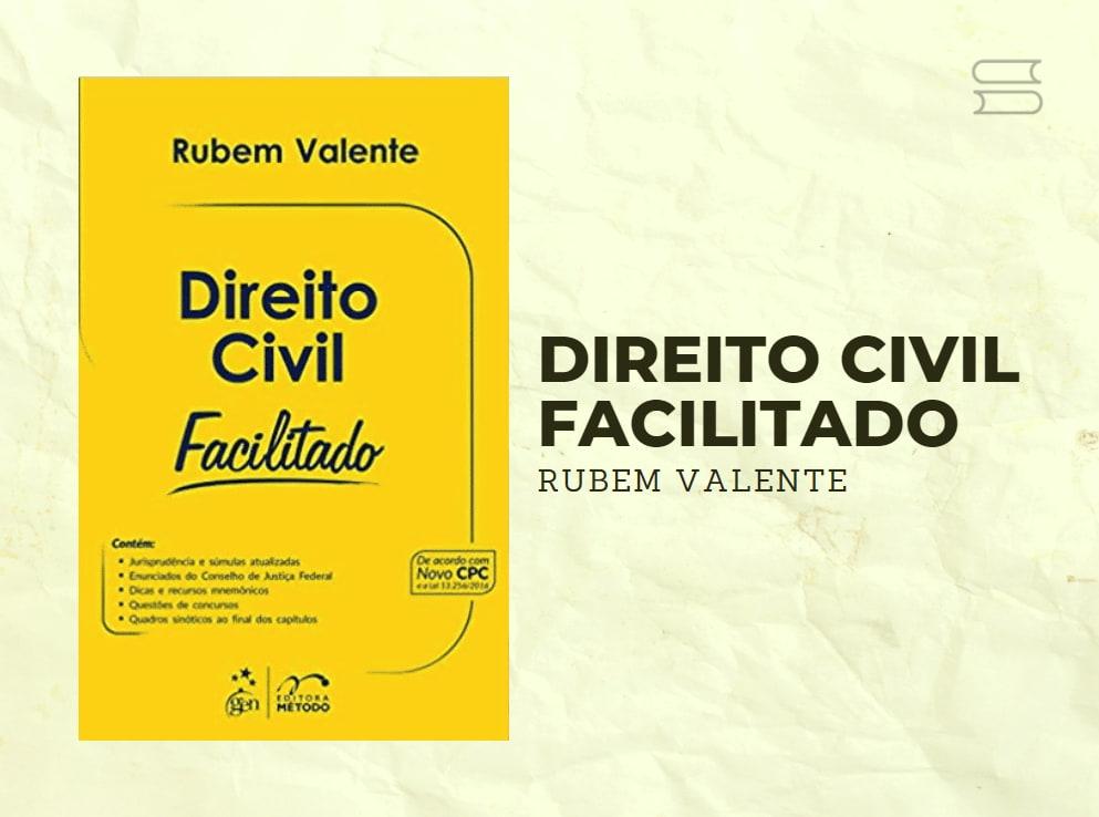 livro direito civil facilitado
