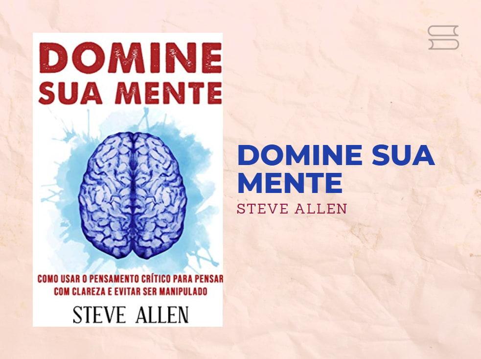 livro domine sua mente